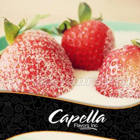 Ароматизатор Capella - Strawberries Cream