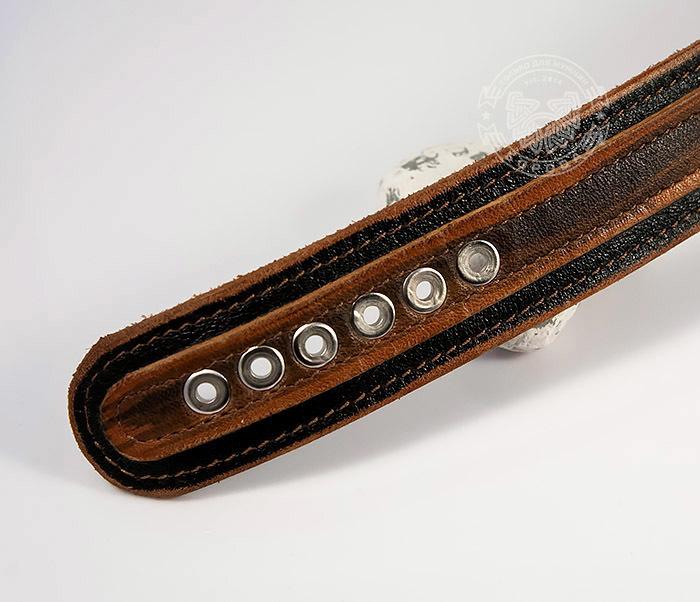 BL445-2 Оригинальный мужской браслет из натуральной кожи ручной работы фото 04