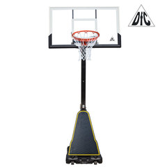 Баскетбольная мобильная стойка DFC STAND50P 127x80cm поликарбонат