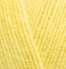 Пряжа Alize LANAGOLD FINE 187 (Светлый лимон)