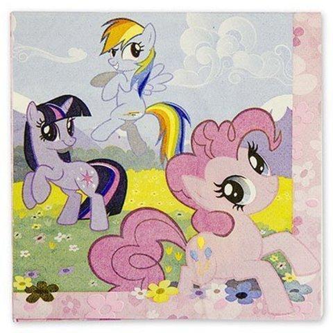 1502-1326 Салфетки My Little Pony