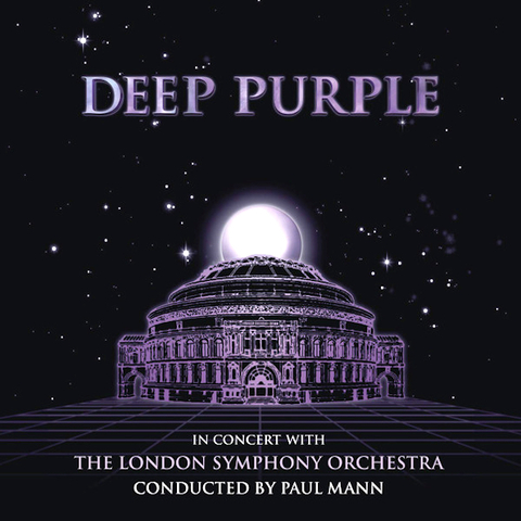 Deep Purple, The London Symphony Orchestra, Paul Mann / In Concert With The London Symphony Orchestra (Limited Edition)(3LP)