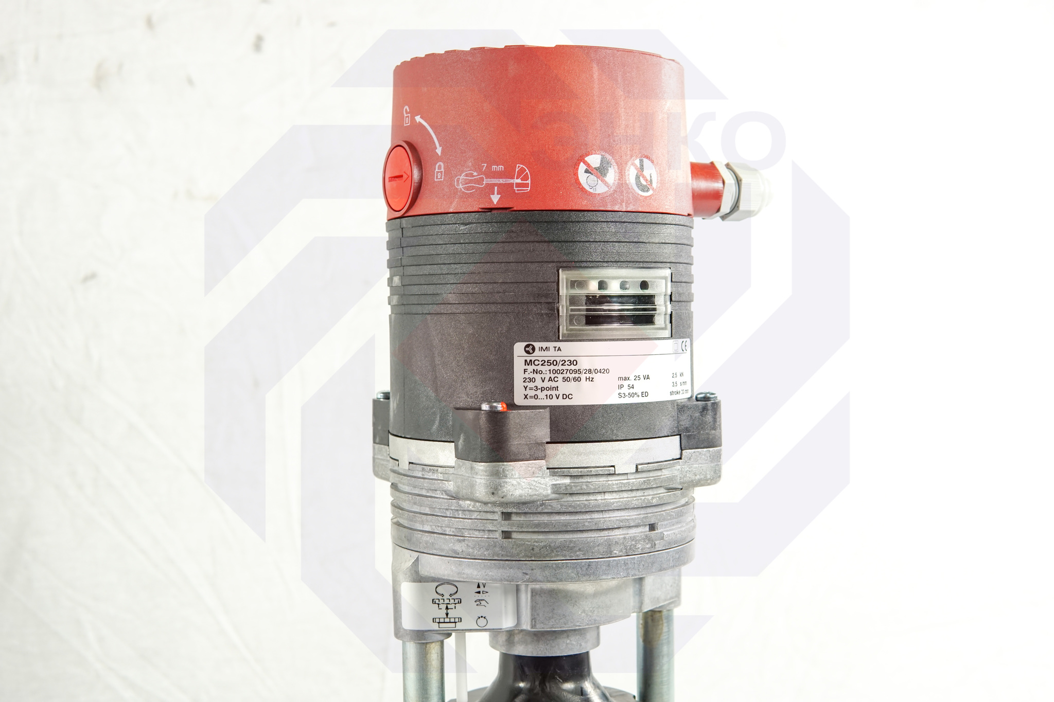 Электропривод IMI TA-MC250