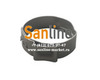 Кольцо обжимное 20мм Sanline Lite нержавеющее c защелкой
