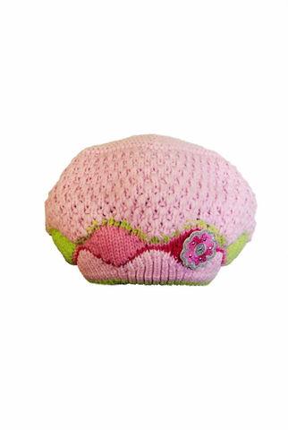 Берет для девочки Jakob розовый