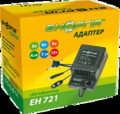 Блок питания Энергия ЕН-721  (3-12V,500mAh)