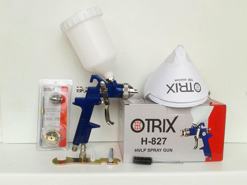 Набор Otrix Краскопульт 1.4, 1.7, фильтра