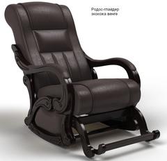 Кресло-глайдер Родос Экокожа