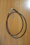 Шнурок 60 см черный