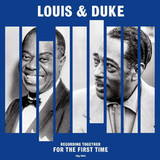 Louis Armstrong & Duke Ellington / Recording Together For The First Time (LP)