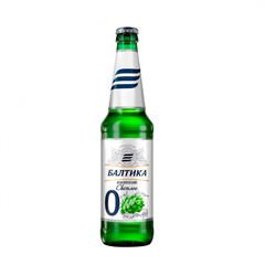Pivə \ Пиво \ Beer Baltika 0% 0.47 L (şüşə)