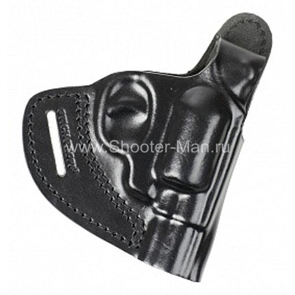 Кобура поясная для револьвера Taurus LOM-13 ( модель № 6 ) Стич Профи