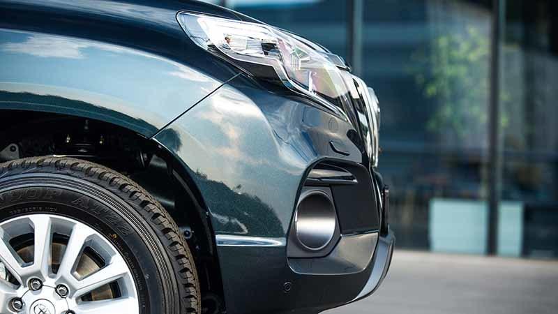 Обвес MTR Design для Toyota Land Cruiser 150 Prado