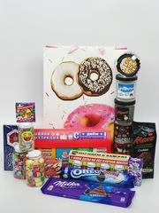 Большой сладкий набор На день рождения