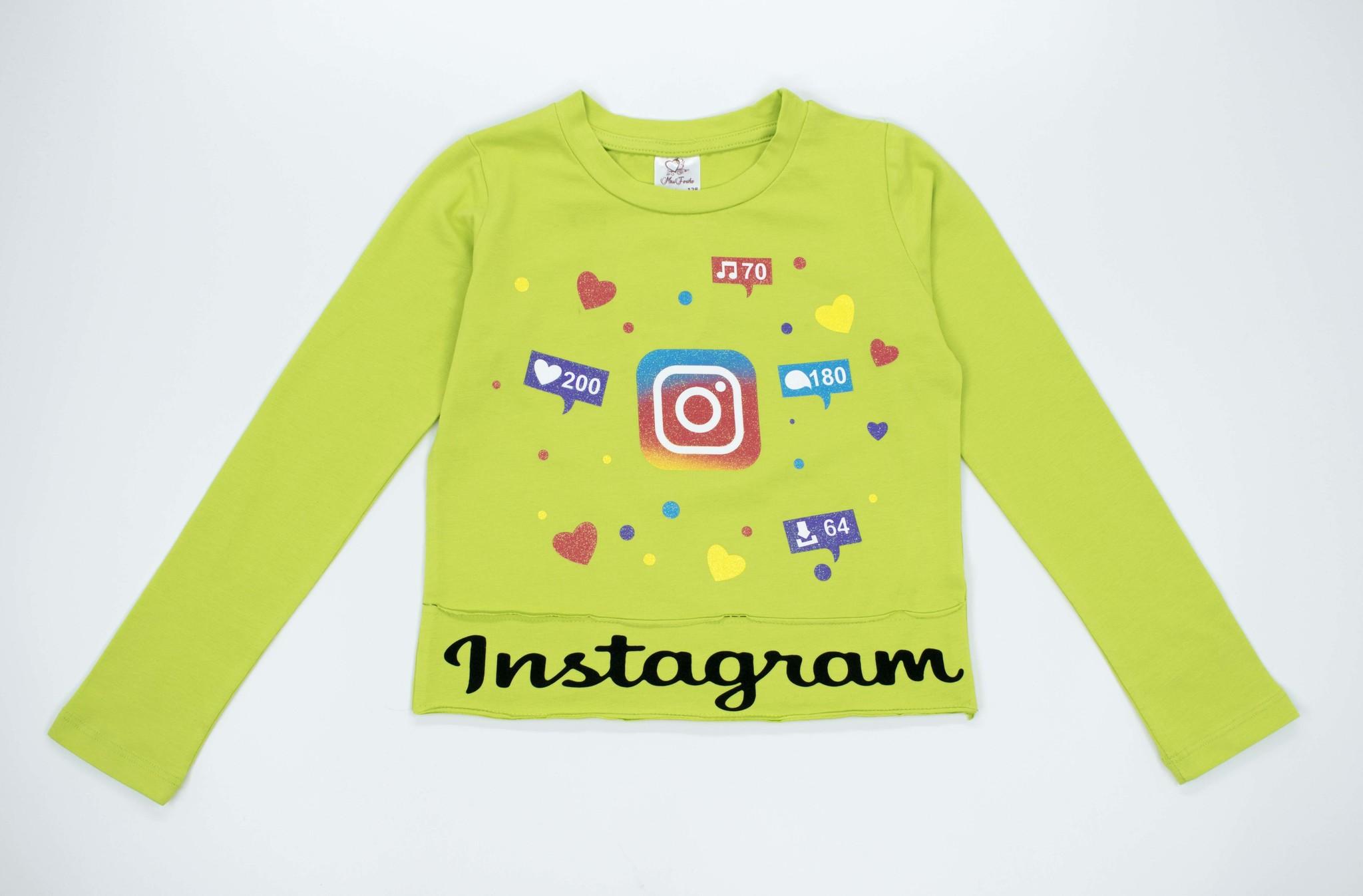 2784 свитшот Instagram