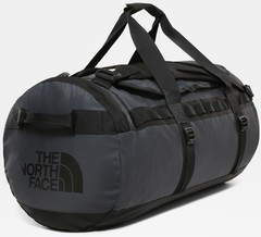 Сумка-баул The North Face Base Camp Duffel M Aviator Navy/Tnf Black