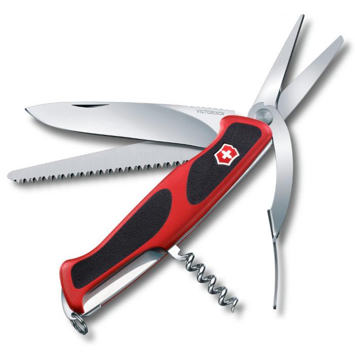 Нож Victorinox модель 0.9713.C RangerGrip 71 Gardener