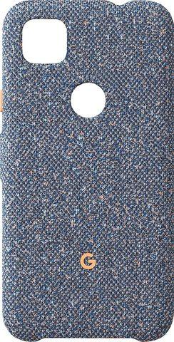 Чехол Google Pixel 4a 5G Fabric Case, Blue Confetti (Голубой)
