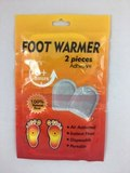 Самогреющие полустельки для обуви