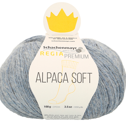 Пряжа Regia Premium Alpaca Soft 50