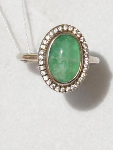 Шанталь (кольцо  из серебра)