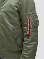 Бомбер Alpha Industries MA-1 Natus Sage Green (Зеленый)