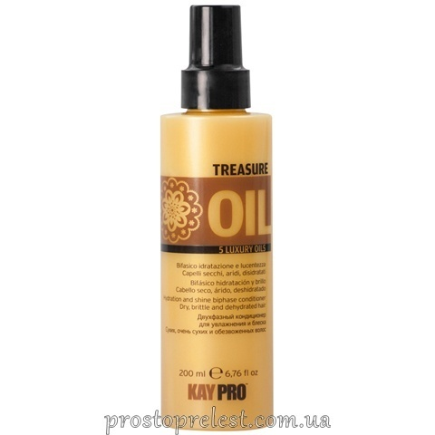 KayPro Treasure Oil Spray – Двофазний спрей-кондиціонер