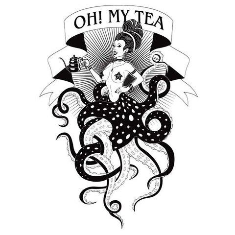 Чай пуэр Гун Тин
