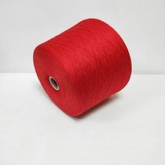 Ziche, Shine, Хлопок 50%, Акрил 50%, Красный, 2/30, 1500 м в 100 г