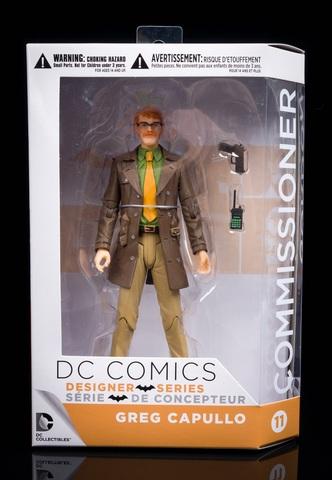 DC Comics Designer Series 03 By Greg Capullo — Gordon