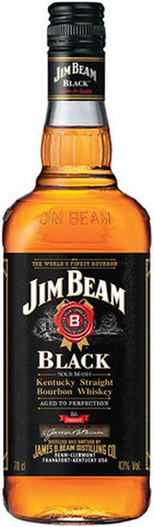 Виски Jim Beam Black, 0.7 л