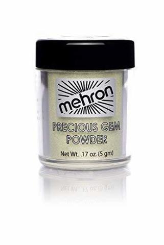 MEHRON Сияющие пигменты Celebré Precious Gems, Peridot (Хризолит), 5 г