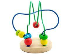 Игрушки из дерева Лабиринт № 7 (Д195)