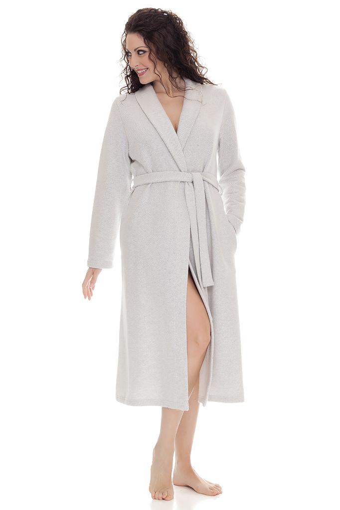 Зимний женский халат B&B