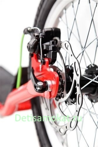 yedoo mezeq disc new red black