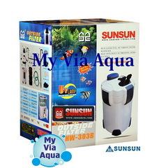 Внешний фильтр SunSun HW-303B с UV-9W