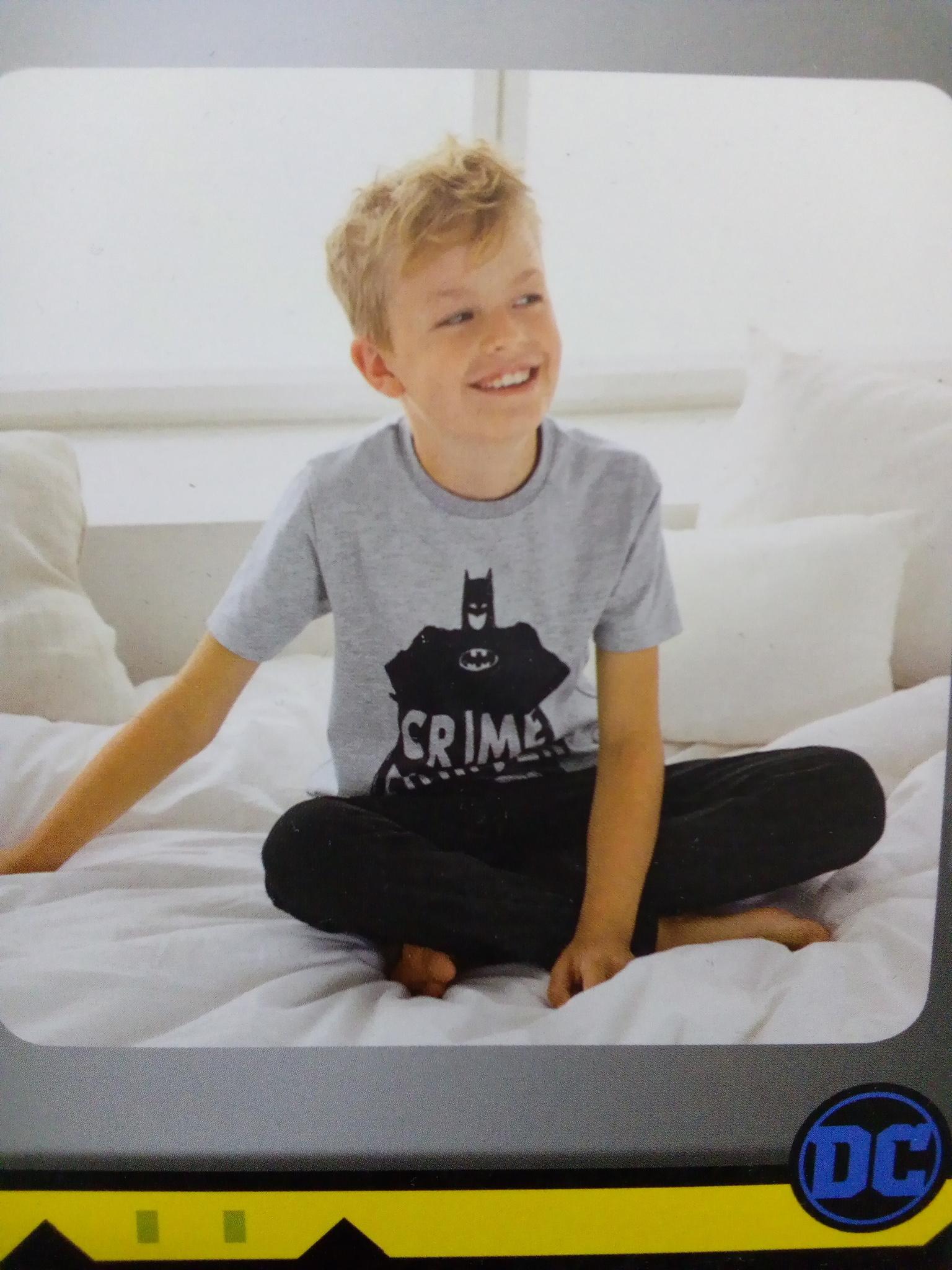 Пижама для мальчика SPIDERMAN