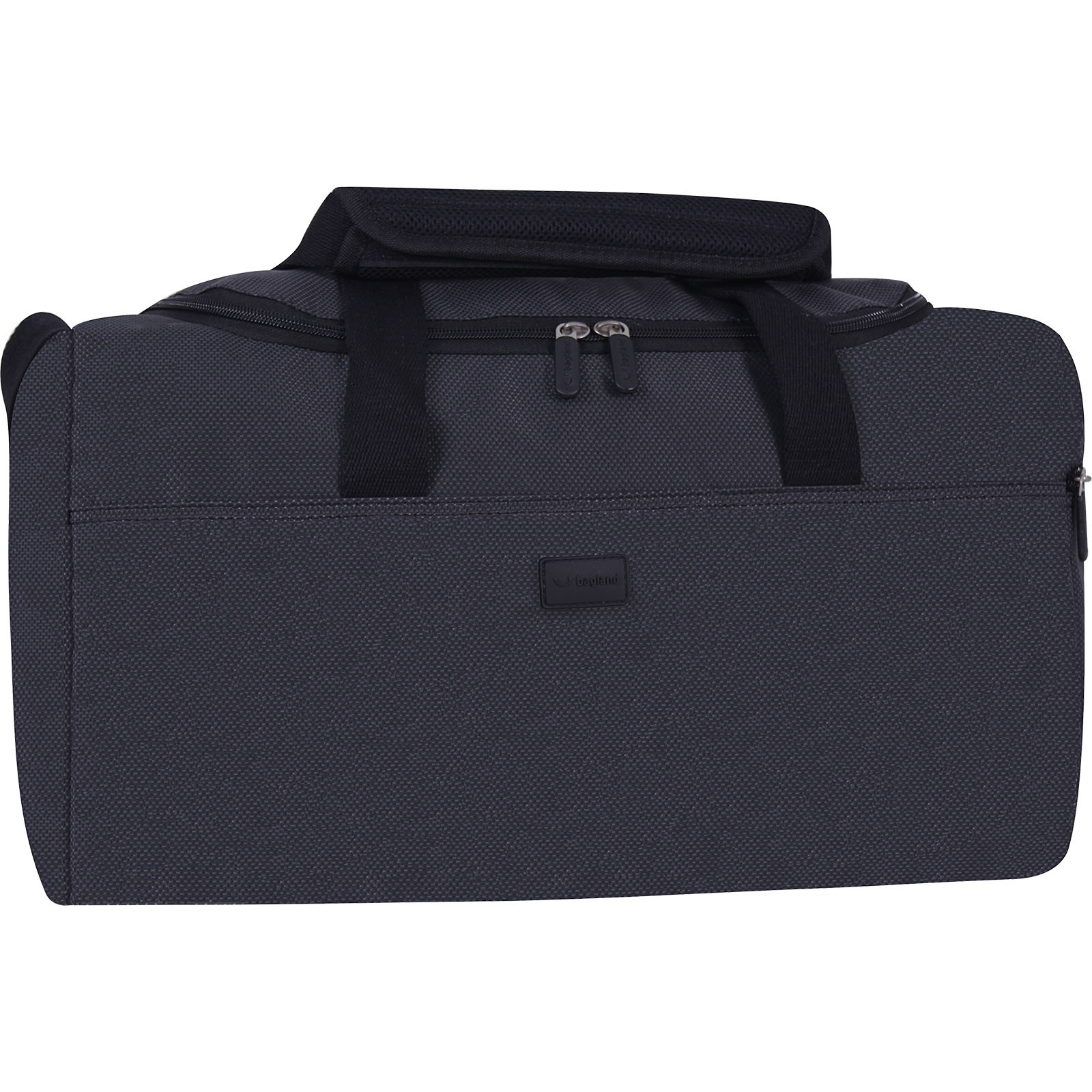 Дорожные сумки Сумка Bagland Boston 25 л. Чёрный (00374169) IMG_7192-1600.jpg