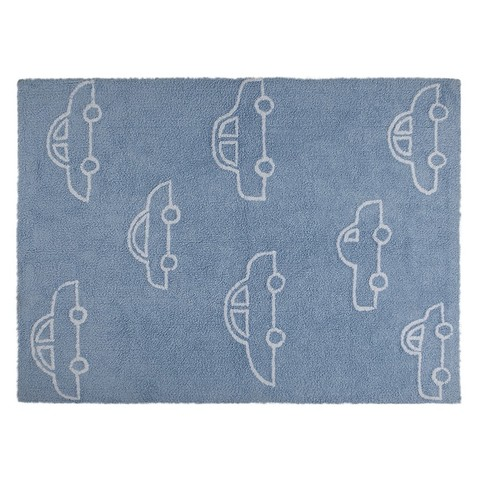 Ковер Lorena Canals Cars Blue (120 х 160)