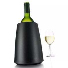Охладительное ведёрко Элегант для вина, черное, фото 3