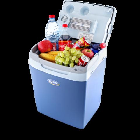 Термоэлектрический автохолодильник Ezetil E 32 M (12V/220V, 29л)