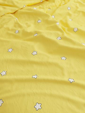 Пододеяльник  -Летние звезды- 1,5-спальный на молнии 145х215 см