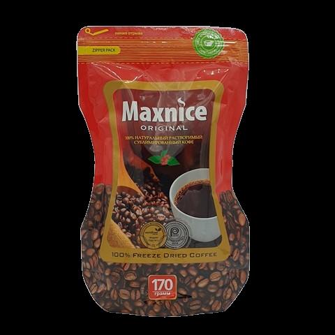 Кофе растворимый Original MAXNICE, 170 гр