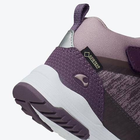 Демисезонные ботинки Viking Arendal Mid GTX Plum/Dusty Pink