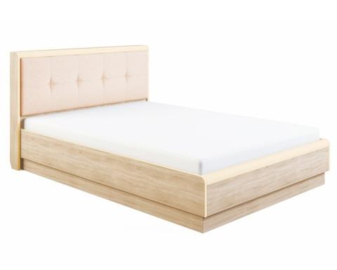 Кровать ОЛИВИЯ-1400 с мягкой спинкой и подъемным механизмом