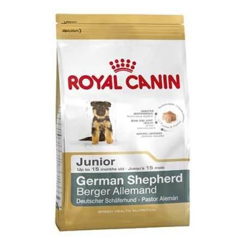 16 кг. ROYAL CANIN Сухой корм для щенков породы немецкая овчарка German Shepherd 30 Puppy