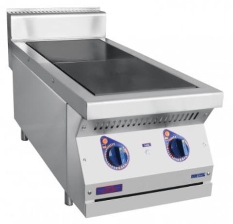 Плита электрическая ABAT двухконфорочная без жарочного шкафа ЭПК-27Н настольная