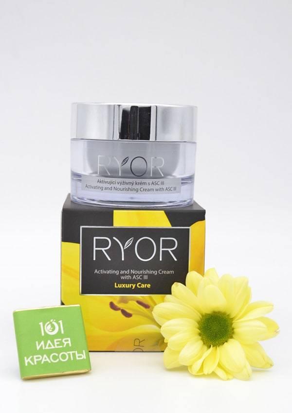 Ryor Активирующий питательный крем с ASC III (45+), 50мл