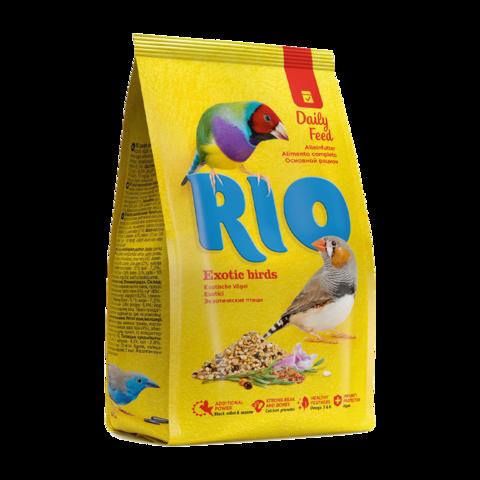Rio Сухой корм для экзотических птиц основной