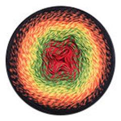 267 (Красный,зеленый,желтый,оранж,черный)